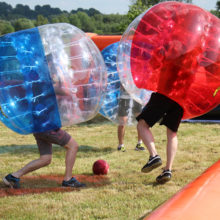 Actionzone-Bubblesoccer