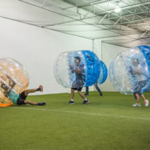 Actionzone-Bubblesoccer-Indoor